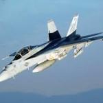 UN F/A 18 SUPER HORNET