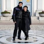 SERGIO SUCCU E ISABELLA DALLA VECCHIA