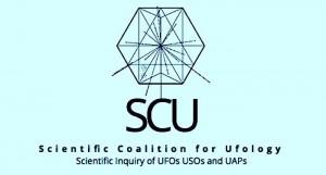 IL LOGO DELLA SCIENTIFIC COALITION FOR UFOLOGY