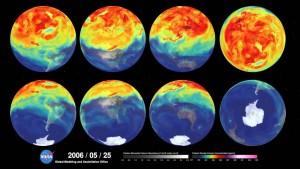 SULLA TERRA I LIVELLI DI CO2 SONO LEGATI ALLE TECNOLOGIA UMANA